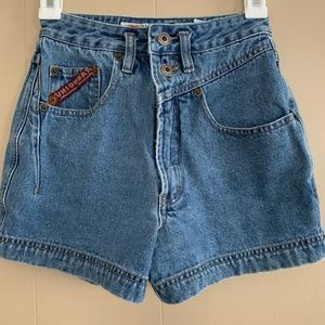 Unionbay | Vintage High Rise Denim Shorts